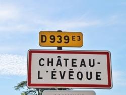 Photo paysage et monuments, Château-l'Évêque - château l'évëque (24460)