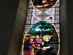 Photo paysage et monuments, Château-l'Évêque - église saint Julien Saint Vincent