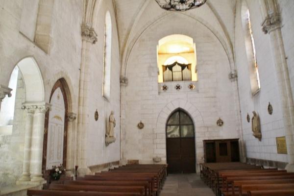 église Saint Julien Saint Vincent