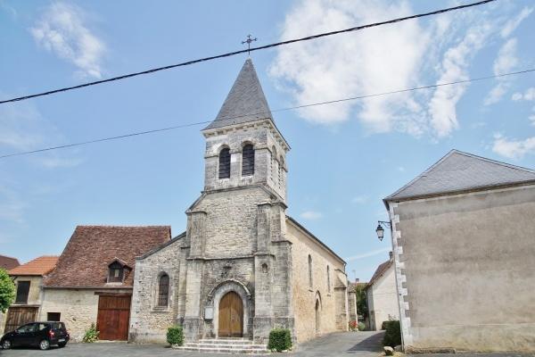 Photo Cherveix-Cubas - église Saint Roch