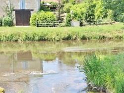 Photo paysage et monuments, Coulaures - la rivière
