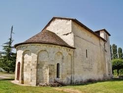 Photo paysage et monuments, Coutures - église St Saturnin