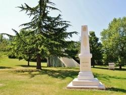Photo paysage et monuments, Coutures - Monument-aux-Morts