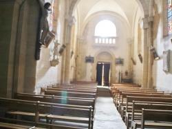 Photo paysage et monuments, Dussac - église Saint Pierre
