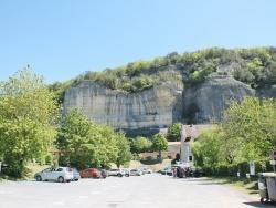 Photo paysage et monuments, Les Eyzies-de-Tayac-Sireuil - le village