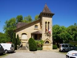 Photo paysage et monuments, Les Eyzies-de-Tayac-Sireuil - la mairie