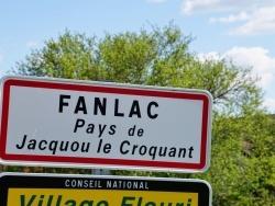 Photo paysage et monuments, Fanlac - fanlac (24290)
