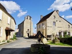 Photo paysage et monuments, Fanlac - le village