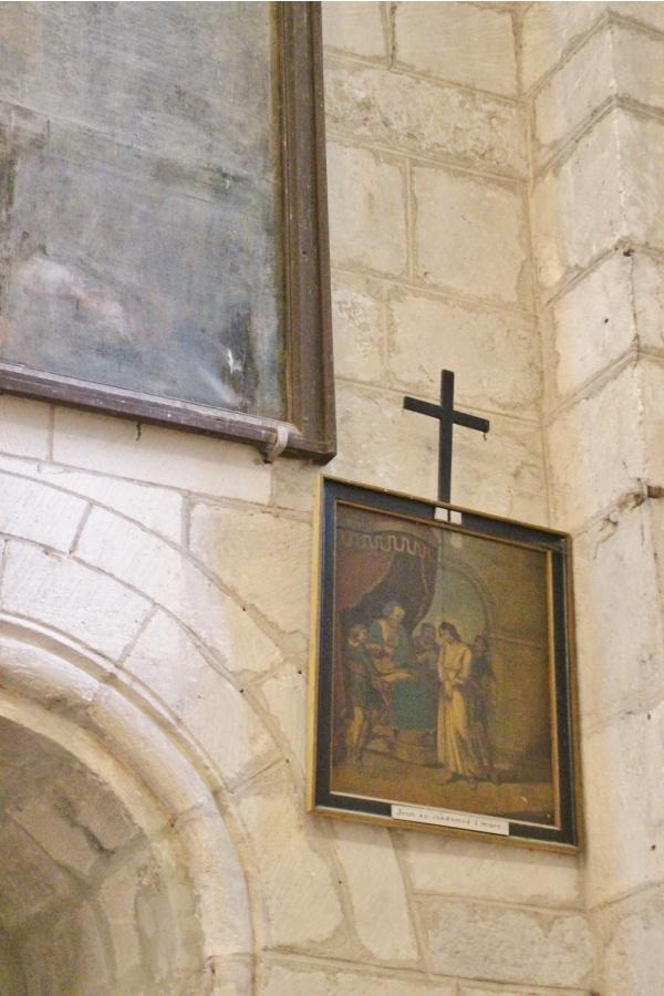 Photo Grand-Brassac - église Saint Pierre Saint Paul