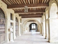 Photo paysage et monuments, Hautefort - le Château hautefort