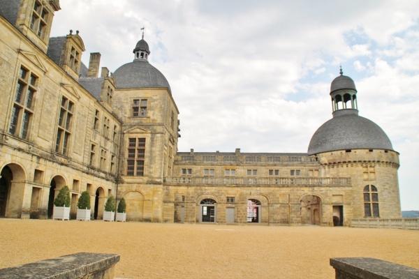 Photo Hautefort - le Château hautefort