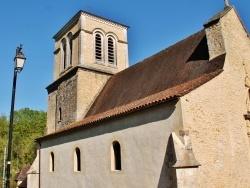 Photo paysage et monuments, Journiac - église St Saturnin