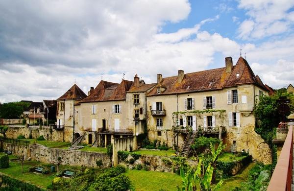 Photo Lalinde - le village