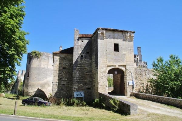 Photo Mareuil - le château