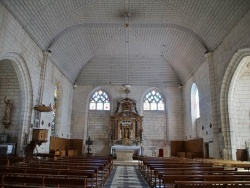 Photo paysage et monuments, Mareuil - église saint pardoux