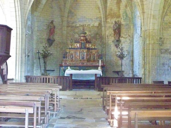 Photo Marnac - église Saint Sulpice