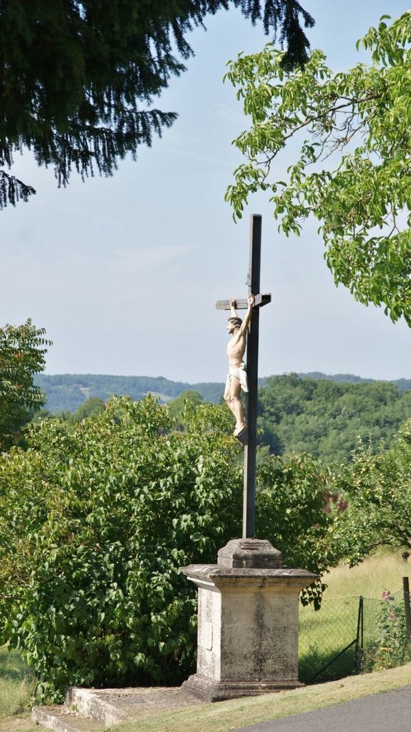 Photo Marnac - la croix