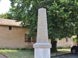 Photo paysage et monuments, Mayac - le monument aux morts