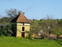 Photo paysage et monuments, Meyrals - le village