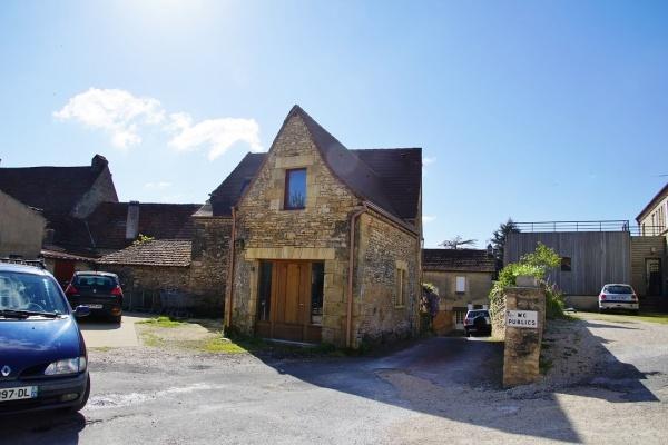 Photo Meyrals - le village