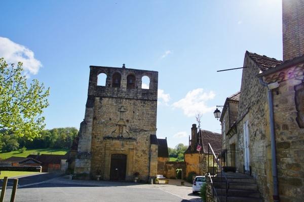 Photo Meyrals - église Saint Eutrope