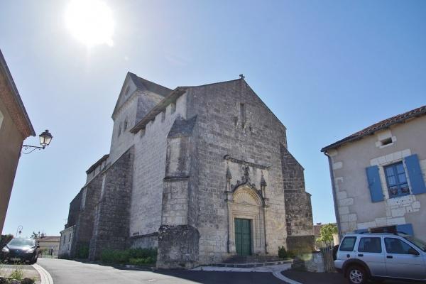 Photo Monsec - église Notre Dame