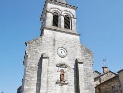 Photo paysage et monuments, Négrondes - église St pierre