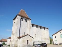 Photo paysage et monuments, Paussac-et-Saint-Vivien - église  ste Maurille
