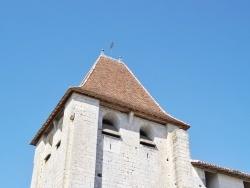 Photo paysage et monuments, Paussac-et-Saint-Vivien - le clocher église Ste Maurille