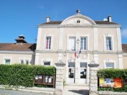 Photo paysage et monuments, Paussac-et-Saint-Vivien - la mairie