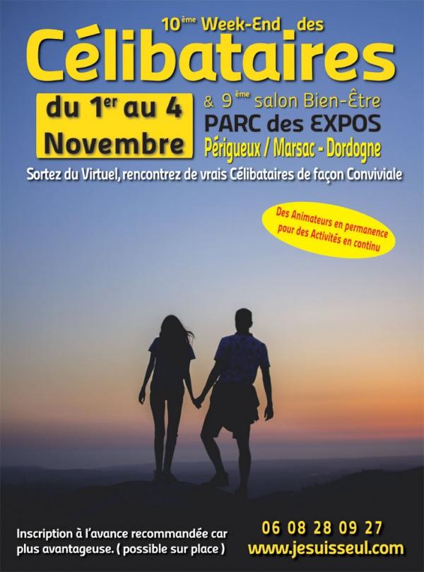 10eme Week-End pour celibataires en Dordogne