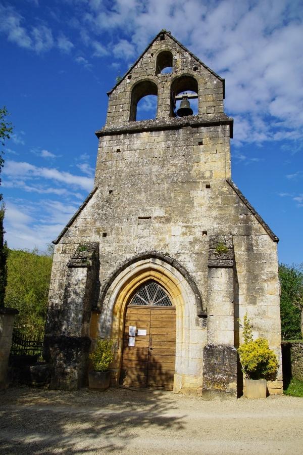 Photo Saint-André-d'Allas - Saint andré D'allas église St Barthelemy