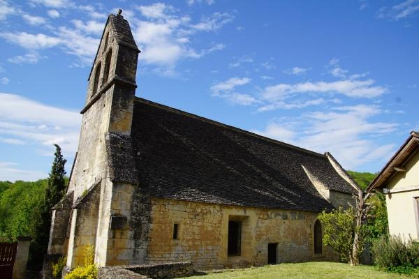 Saint andré D'allas église St Barthelemy