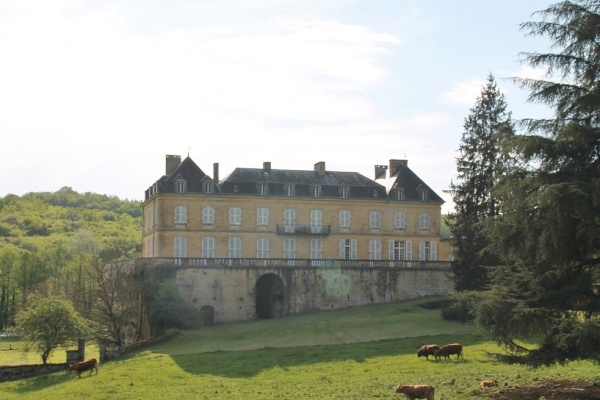 Photo Saint-André-d'Allas - Château du Roc