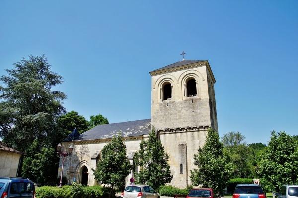 Photo Saint-Laurent-sur-Manoire - église St Laurent