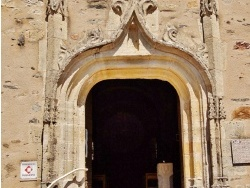 Photo paysage et monuments, Sarrazac - église st Hilaire