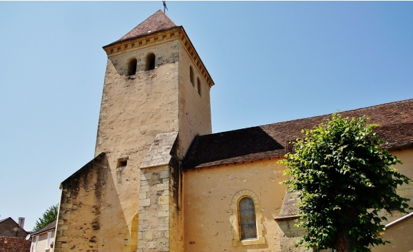 Photo Sarrazac - église st Hilaire