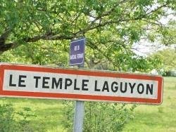 Photo paysage et monuments, Temple-Laguyon - le temple laguyon (24390)