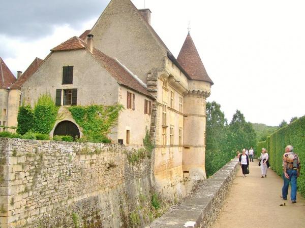 Photo Thonac - le château