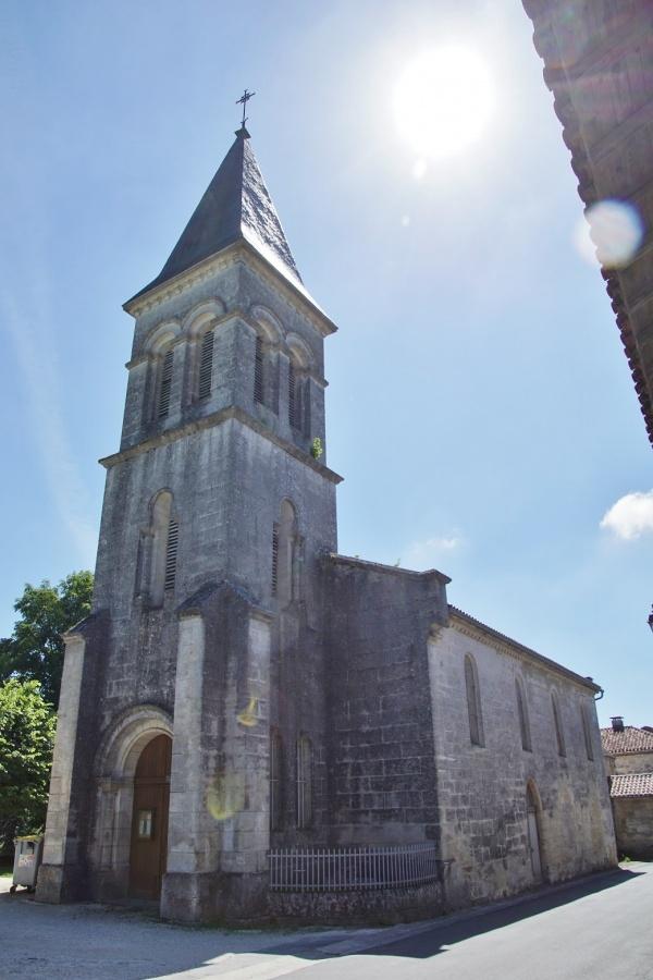Photo La Tour-Blanche - église Saint Pierre Saint Paul