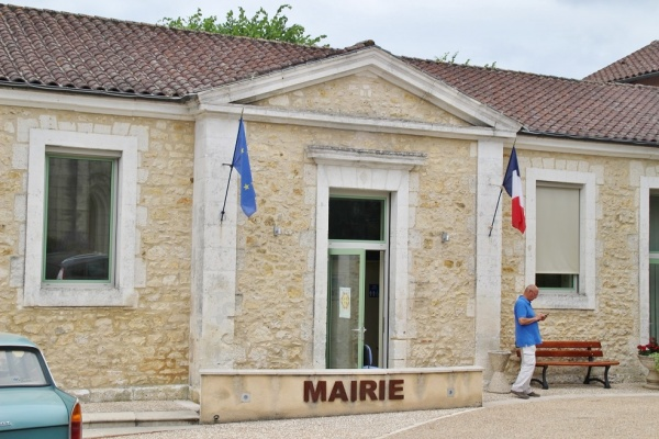 Photo Vaunac - la mairie