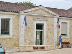 Photo paysage et monuments, Vaunac - la mairie