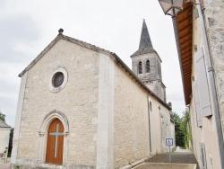 Photo paysage et monuments, Vaunac - église St maurice
