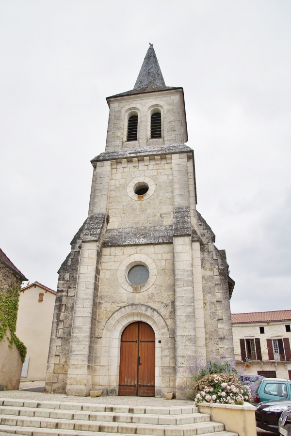 Photo Vaunac - église St maurice