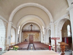 Photo paysage et monuments, Villamblard - église St pierre