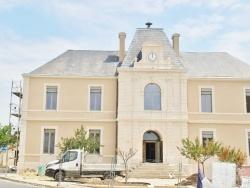 Photo paysage et monuments, Villamblard - la mairie