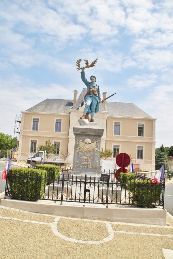 Photo Villamblard - le Monuments Aux Morts