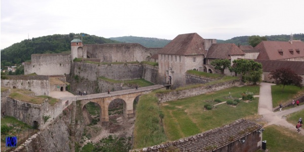 Photo Besançon - Besançon, Citadelle Vauban