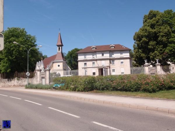 Photo Besançon - Besançon, Quartier de Saint Fargeux