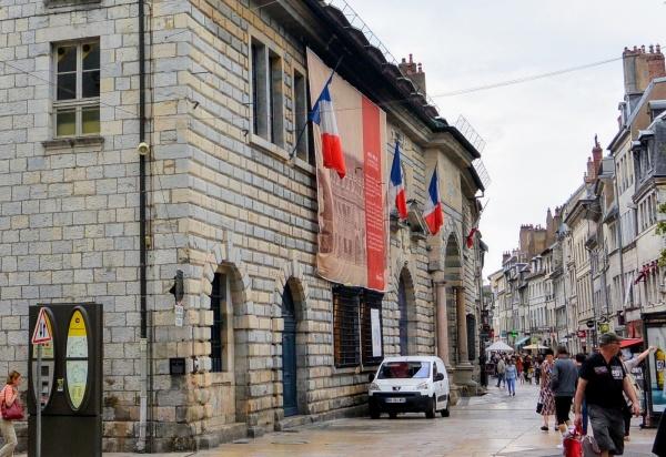 Photo Besançon - Besançon,Hôtel de ville